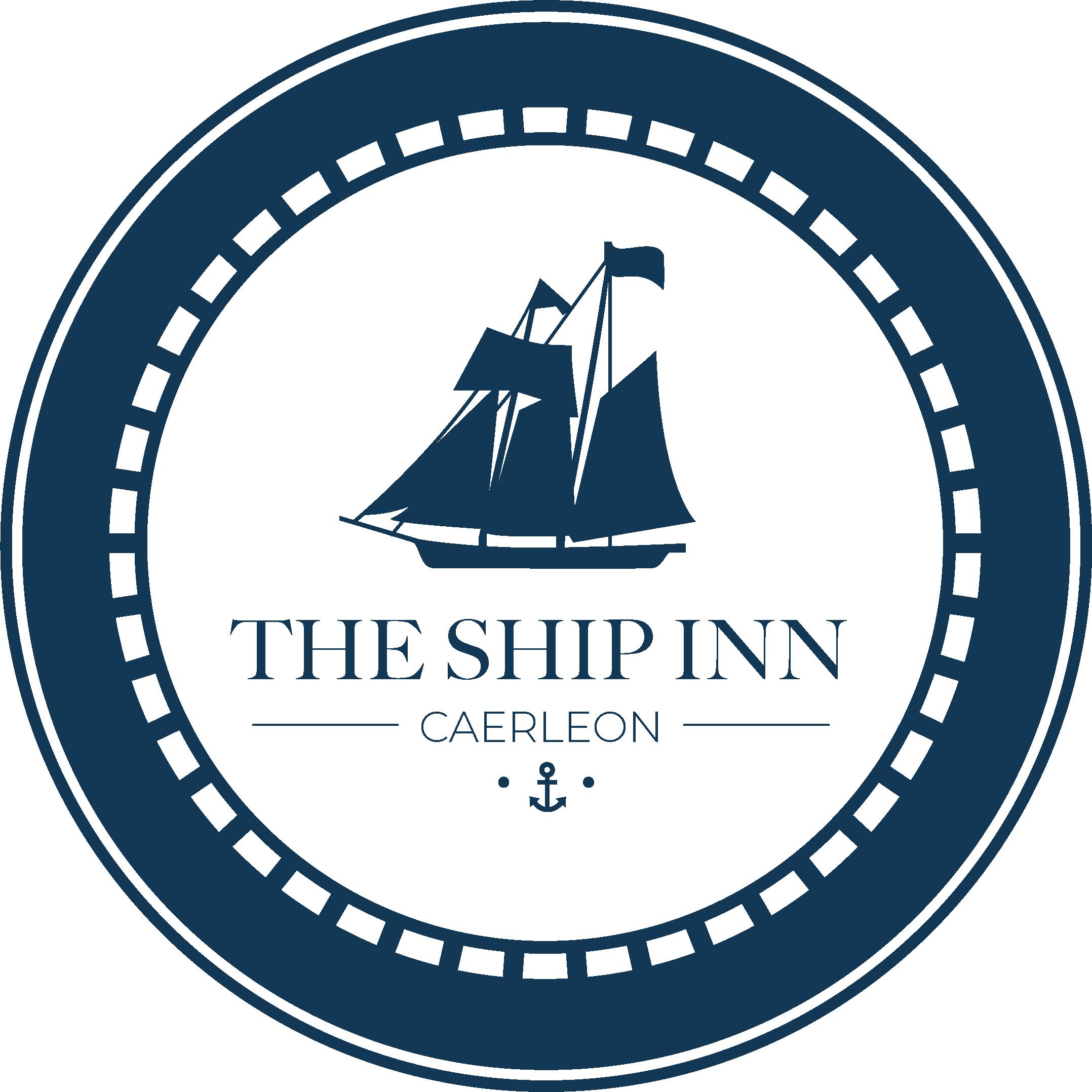 The ship in final logo